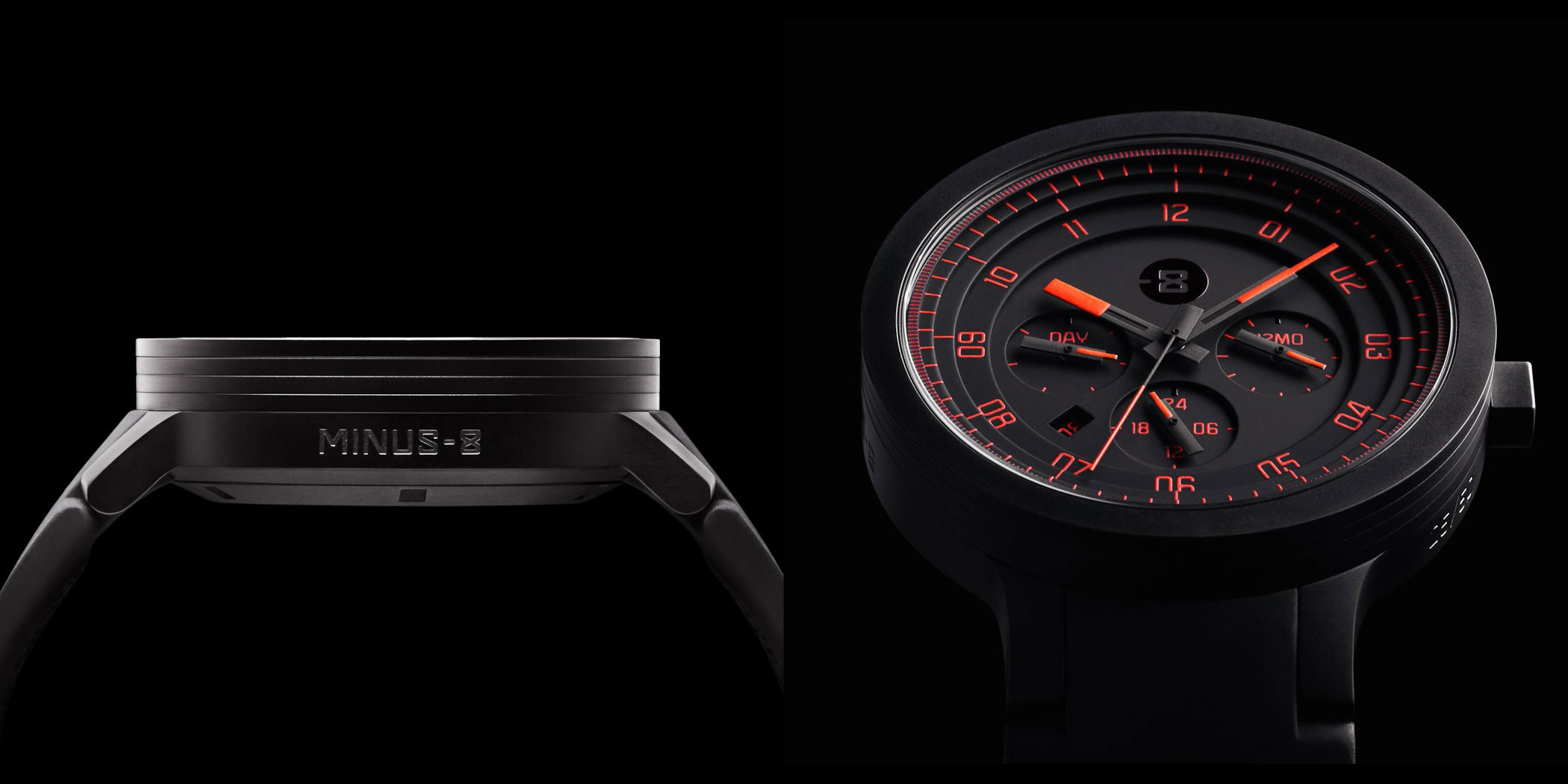 Minus 8 Watches - Astro Design/Minus 8